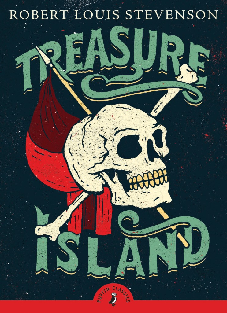 Treasure Island book cover