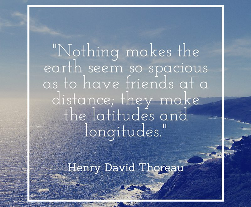 thoreau-distance